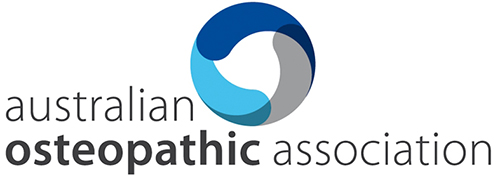logo Australian Osteopathic Association