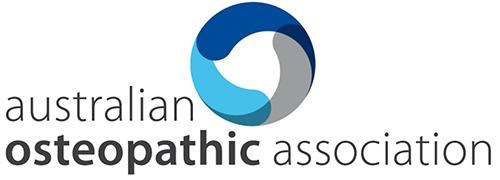 logo Australian Osteopathic Association